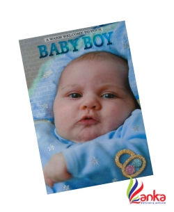 New Born Baby Card