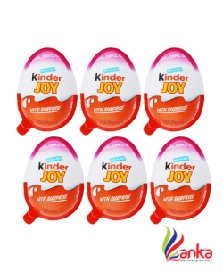Kinder Joy Milk For Girls