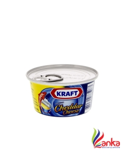 Kraft Cheddar Cheese Tin