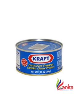 Kraft  Cheese Tin