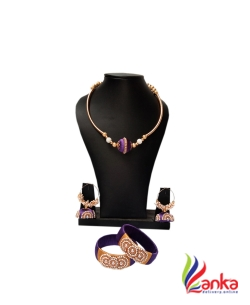 Try Ring With Dubble Jumuka Set Jewellery