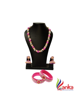 Double Colour Loreal Silk Set Jewellery