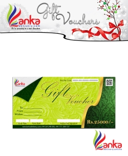 Lanka Delivery Voucher 25000