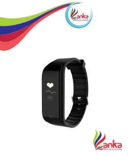 Riversong Wave Fit Fitness Tracker with Dynamic Heart Rate Monitor