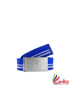Puma Works Belt Blue