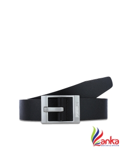 Puma Men Style Leather Belt Black