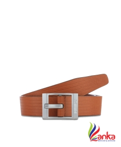 Puma Style Tan Lather Belt