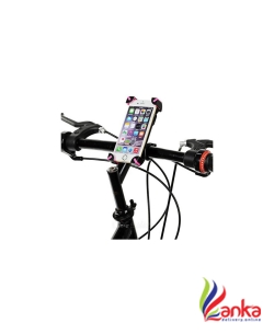 Outre CH-01 360 Rotation Bicycle Adjustable Cradle Handlebar Roll Bar Mobile Holder