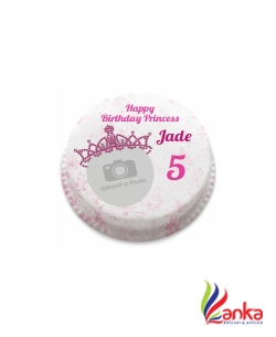 Any Age Little Princess Cake