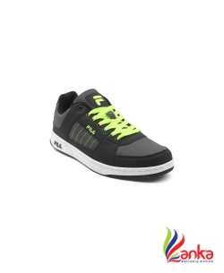 Fila Sneakers For Men  (Black)