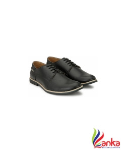 Provogue Lace Up For Men  (Black)
