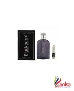 Blackberry BLACK Eau de Parfum - 100 ml  (For Men & Women)