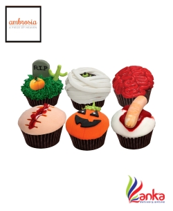 Halloween Mixed Cup Cake pack 2