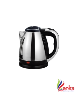 Ortan Longlife  Cordless - 7 Cup Hot Water Tea Coffee Electric Kettle  (1.8 L, Silver)