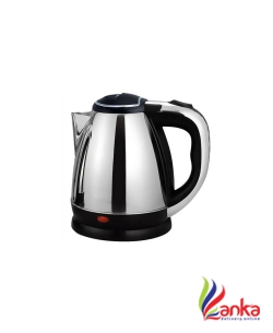 Ortan Anmol-1108 Electric Kettle  (1.8 L, Black, Silvers)
