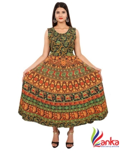 Decot Paradise Women Maxi Multicolor Dress