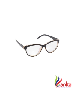 Gansta Full Rim Cat-eyed Frame  (53 mm)