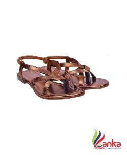 Jade Women Copper Flats