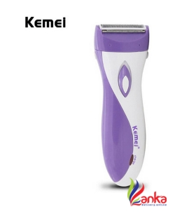Kemei km-3018 Cordless Epilator  (Multicolor)