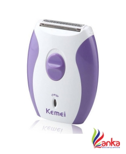 Kemei km-280r Cordless Epilator  (Multicolor)