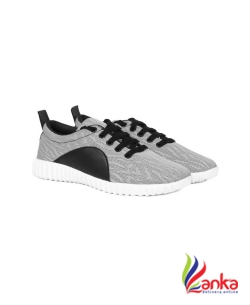 Beonza Sneakers For Women  (Grey, Black)