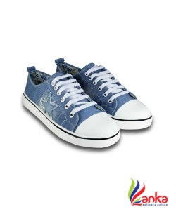 Beonza Sneakers For Women  (Blue)