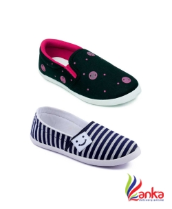 Asian Casual & Canvas Shoes(Multicolor)
