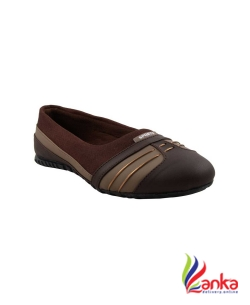 Adorn Cool and Fashionable Walking Shoes For Women  (Brown)