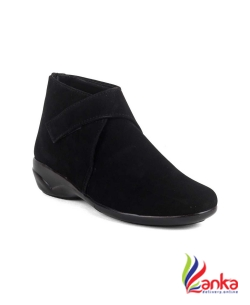 Cute Fashion Boots For Women  (Black)2