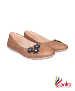 Shezone Bellies For Women  (Beige)