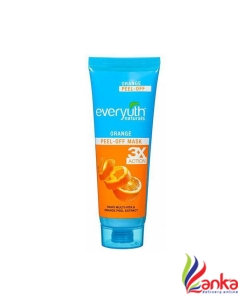 EverYuth Orange Peel Off Mask  (90 g)
