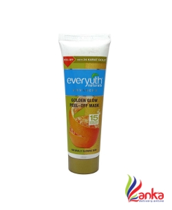 EverYuth Golden Glow Peel Off Mask  (50 g)