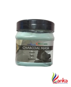 Biocare Gemblue Charcoal Mask  (500 ml)