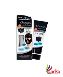 AG Enterprises Charcoal Oil Control Anti-Acne Deep Cleansing Blackhead Remover, Peel Off Mask (130 g)