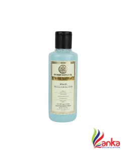 Khadi Natural ALOEVERA FACE WASH WITH SCRUB Face Wash  (210 ml)