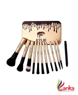 Kylie PROFESSIONAL MAKEUP BRUSH SET (Pack of 12)