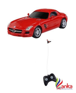 Majorette Mercedes-Benz SLS AMG  (Red)