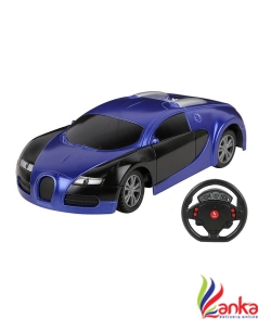 Majorette remote control car  (Blue)