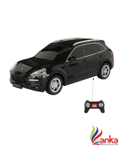 Majorette Cayenne Turbo  (Black)