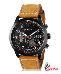 Curren Analog Watch - For Men