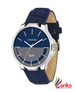 Casado 209BLUBLU JUST SMILE Analog Watch - For Men