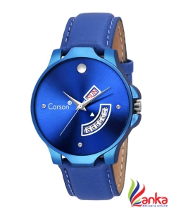 Carson CR8063 DayAndDate Functioning Analog Watch - For Men