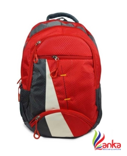 DRAZO NAZE RED 30 L Backpack  (Red)