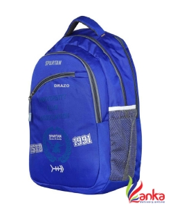 DRAZO 25 L Backpack  (Blue)