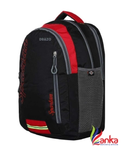 DRAZO 1002 MARSH RED waterproof 30 L Backpack  (Red)
