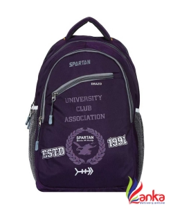 DRAZO 1001 3 IN 1 Stylish 25 Backpack  (Purple)