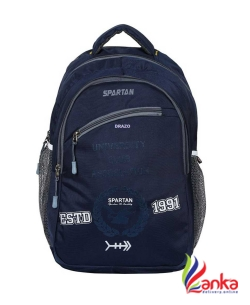 DRAZO 1001 3 IN 1 Stylish 25 Backpack  (Blue)