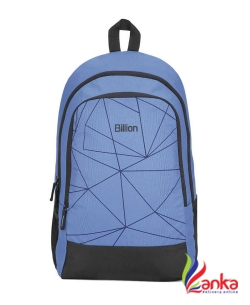 Billion HiStorage Backpack  (Blue, Black)