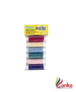 Green House Cotton Thread Asst Colo.