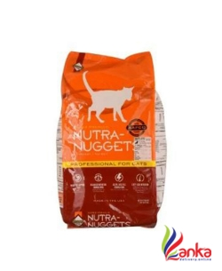 Nutra Nugget Cat Food Professional 3Kg